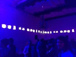 그리고 밤에 이어진 파티. 내가 참석했던 파티들 중 가장 행복했다.