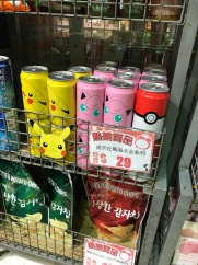 포켓몬 음료수