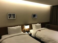 BIC측에서 지원해준 호텔