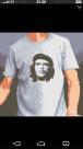 빨갱이라는 증거 - 주인공이 입은 체게바라 티셔츠